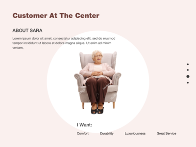 Customer At The Center
