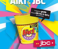 Aiki A3 Poster JBC