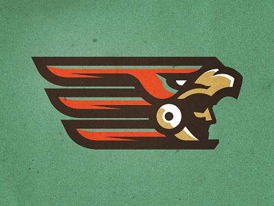 Mexico City Aztecs - Remix eagle feathers warrior inca southwestern sports logo mayan mexico aztec