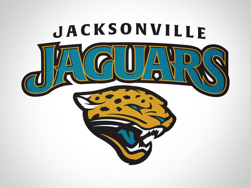 jacksonville jaguars primary logothomas hatfield | dribbble