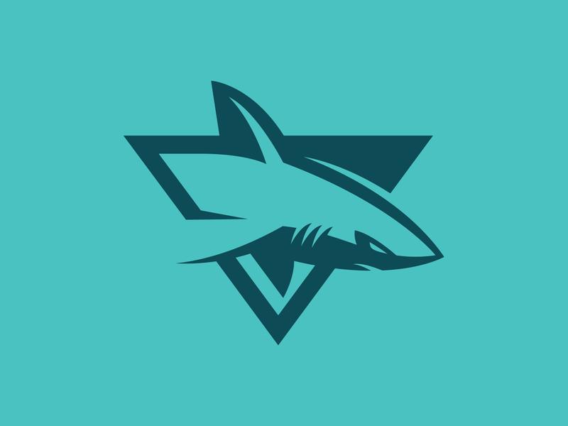 Shark marine sea aquatic san jose san jose sharks surfing shark ocean sports logo sports logo