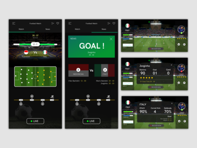 Football apps
