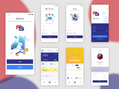 simple wallet apps