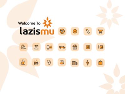 iconset lazismu apps