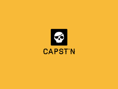Capst'n capstn webapp collection links bookmarks fav skull pirate beta invite tester anchor logo matilha estudio