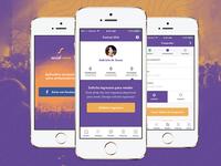 social wave mobile app