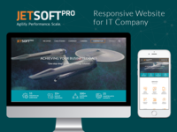 Responsive Website for IT company
