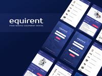 Equipment Rental App
