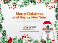 Merry Christmas And Happy Ny Card