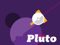 14 July | Pluto FlyBy