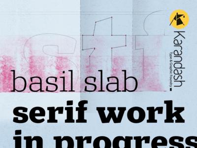 Basil Slab