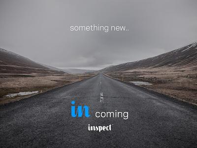 Inspect logo redesign letering custom new inspect agency design logo