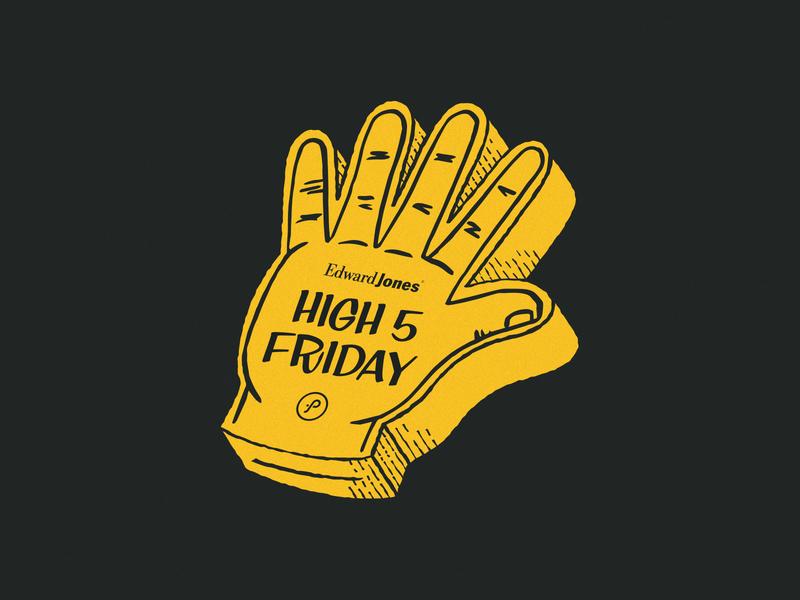 High Five! durham prolific interactive prolific swag foam hand high five tshirt shirt