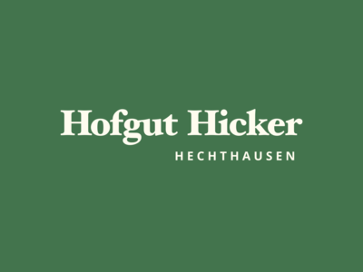 Hofgut Hicker Logotype