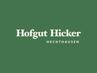 Hofgut Hicker Logotype