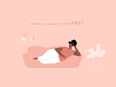 CDC vector illustrator health pitch prevention design woman character design art direction illustration