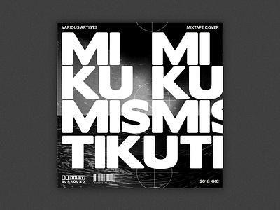 soo, I played my first dj set yesterday boiler room albumart dolby mixtape mikumistiku cover album dj