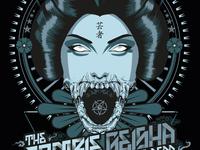 The zombie Geisha