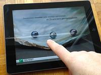 Ipad app for BNP bank