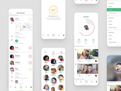 Social Network App Vol 1