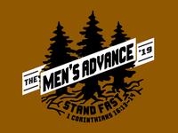 Men's Advance Logo