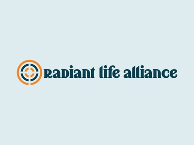 Radiant Life Alliance Logo & Type