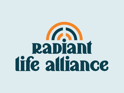 Radiant Life Alliance Alternative Logo