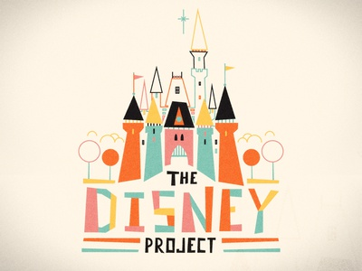 The Disney Project WIP disney inspiration castle cinderella mickey mouse minnie