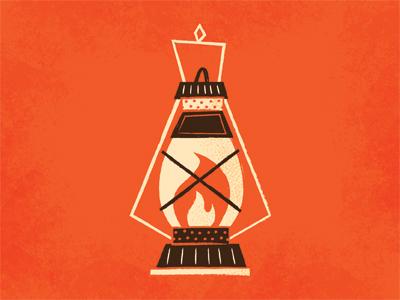 Camping Lantern camping lantern fire lamp