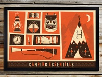 Camping Essential Pre-Order