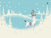 Christmas Card WIP