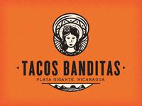 Tacos Banditas Logo WIP