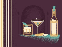 Drink Spot Illustrations