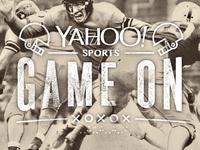 Yahoo! Game On