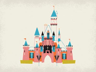 Sleeping Beauty Castle disney castle disneyland mickey minnie donald goofy pluto