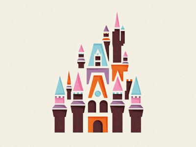 More Castle disney castle wdw cinderella mickey minnie donald pluto goofy