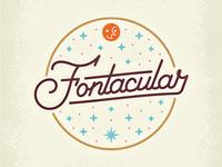 Fontacular Logo Type