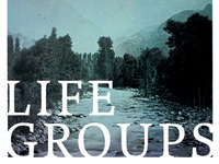 Life Groups Poster