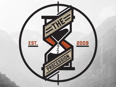 The procession logo 2