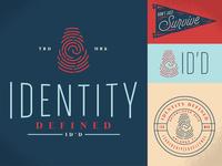 Identity Defined Logo