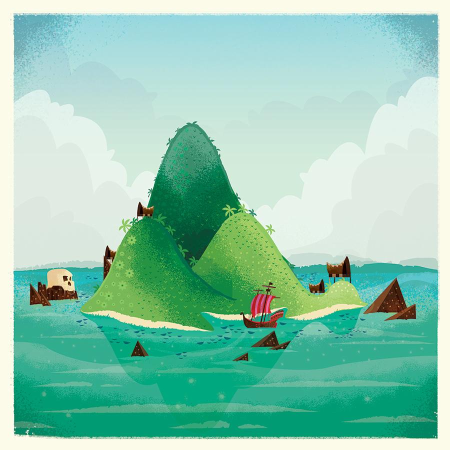 Pirate island 2