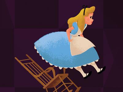 Alice In Wonderland alice in wonderland disney alice illustration