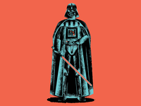 Darth Vader Update