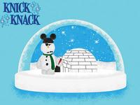Knick Knack: Pixar Short 2