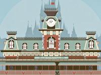 Magic Kingdom Railroad 3