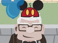 Even Carl Loves Disney 2
