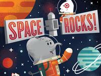 Target Space Rocks