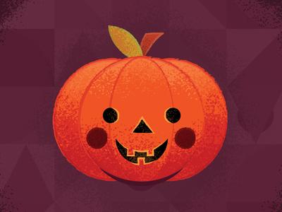 A Pumpkin Duh illustrator illustration jack pumpkin halloween
