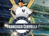 Fransisco Cervelli Twitter Logo