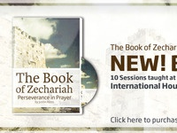 The Book of Zechariah Banner